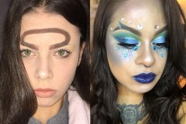 Bonkers Beauty Trends from 2018