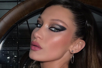 How To Create Bella Hadid's Dramatic Smoky Eye