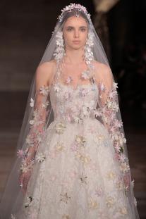 Wedding Dresses From Bridal Fashion Week AW19