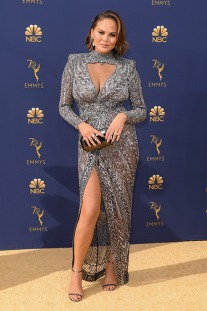 Middle Eastern designers at Emmy Awards 2018