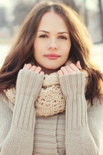 Combat dry skin in winter