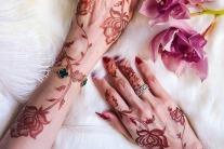 Eid henna design ideas