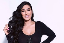 Huda Kattan and the Duchess of Sussex