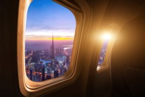 Emotional Stages Of A Long Haul Flight