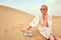 Lady Kitty Spencer In The Dubai Desert