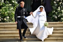 Royal wedding in pictures