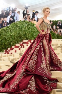 Met Gala 2018: The Red Carpet Fashion