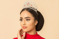 First Hijab-Wearing Miss England Finalist