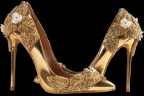 World's Most Expensive Shoes Step Into Dubai
