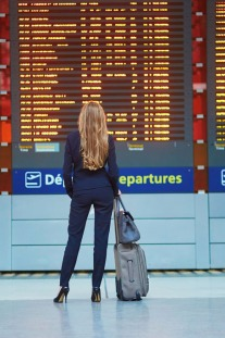 How to Survive When You're Stuck at the Airport