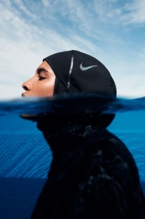 New Swimwear Collection with Waterproof Hijabs