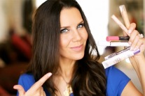 Tati Westbrook expensive makeup tutorial
