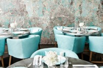 Tiffany & Co open Blue Box Café in New York