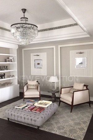 New Evolution: Interior Design Company in Dubai