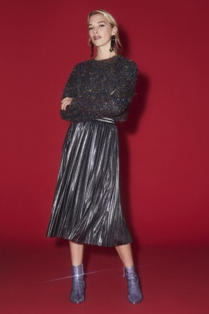 Midaxi Skirts To Shop This Winter