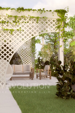 Luxury Landscaping In Dubai
