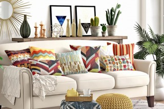 Here's How To Channel The Nomadic Decor Trend