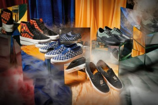 People are Going Wild for the New Harry Potter-Themed Vans Collection