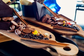 Chocolate Hour at Mövenpick Resort Kuredhivaru Maldives