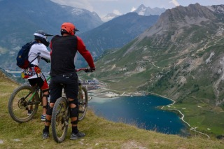 Summer activities in the French Alps