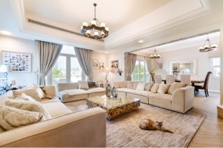 This Victory Heights Villa in Dubai Is the Home of Our Dreams