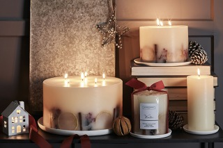 The season's best scented candles