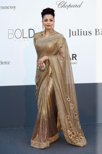 Aishwarya Rai's Best & Worst Looks At The Cannes Film