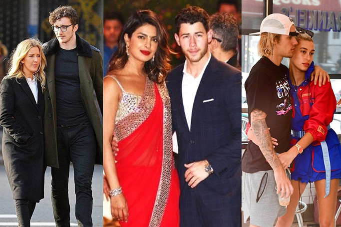 Crazy Celebrity Engagements in 2018