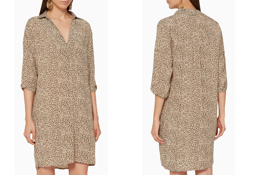 WHISTLES - Leopard Lola Dress