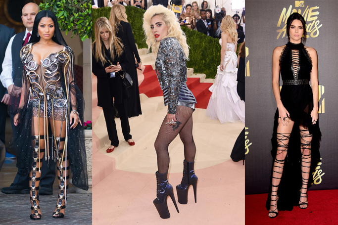 10 Times Celebs Wore Ridiculously Uncomfortable Shoes