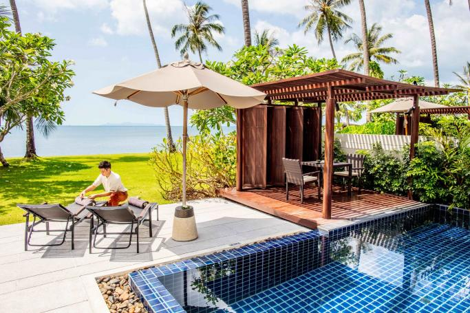 Stay Two Nights and the Third is On InterCon Koh Samui