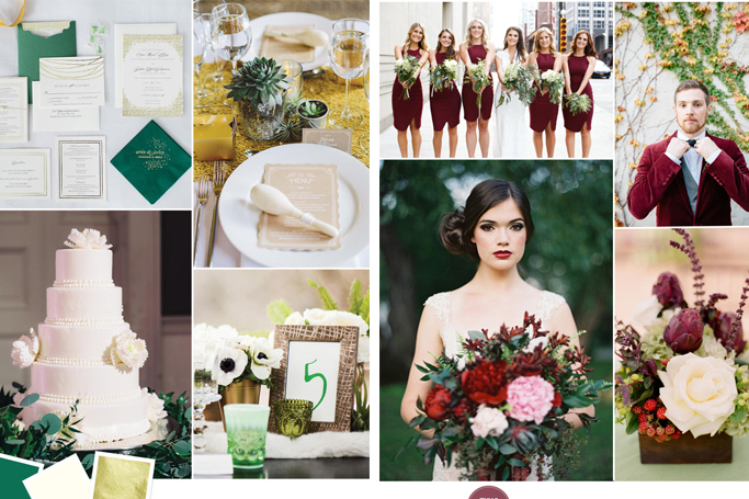 7 Vibrant Wedding Themes That Are Just As Classy As White Ewmoda