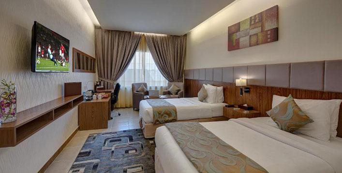 Best Abu Dhabi Valentine's Day staycations 2021