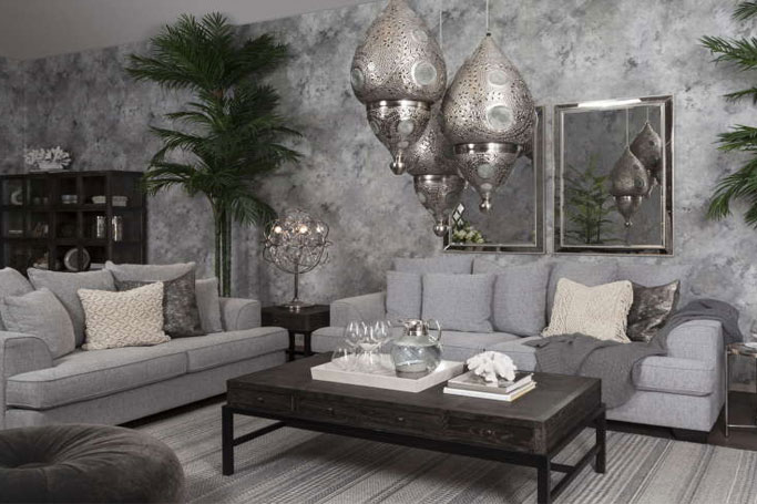 THE One Unveils Their Three New Sofas - Now In Stores